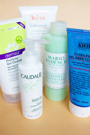how to choose the best cleanser for your skin beautyeditor