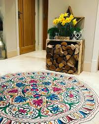 Rug Resizing Unique Decor U2013 As Featured By Leading Interior Bloggers Heartisania