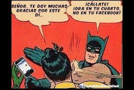 Memes De Batman Y Robin - se cumplen 50 años de la baticachetada que se convirtió en un