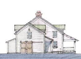 historic carriage house plans plan 36057dk 3 bay carriage house