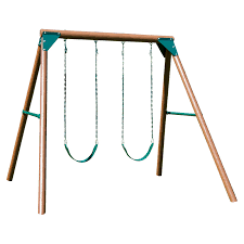 wooden swing sets on hayneedle wooden outdoor playsets