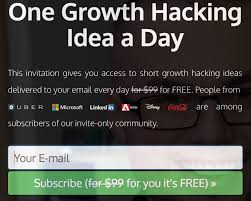 hacking ideas one growth hacking idea a day for free launch your startup medium