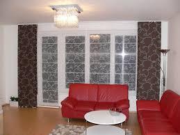 Esszimmer Und Wohnzimmer Gemütliche Innenarchitektur Moderne Raffrollos Wohnzimmer