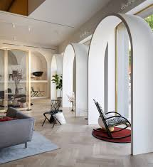 Home Design Store - knoll creates a moroccan inspired showroom for its home design