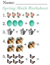 worksheets for 5 year olds worksheets
