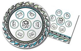 passover paper plates passover paper plates and napkins bundle 2 items 9 inc https