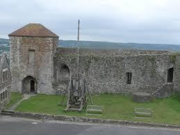 dover castle dover castle england catapult castles pinterest d
