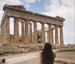 Parthenon Interior Travel U2013 Alexis Ferrara