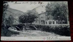 Fotos Antiguas Eibar | antigua postal de eibar guipuzcoa puent de ur comprar postales