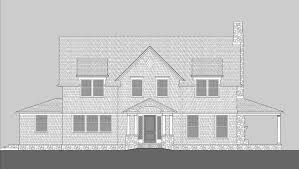style floor plans shingle style home plans by david neff architect