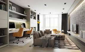 bureau dans salon stunning idee bureau images amazing house design getfitamerica us