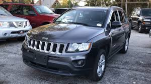 orange jeep compass used jeep for sale in chicago il south chicago dodge chrysler jeep