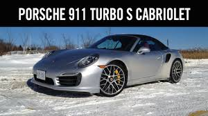 porsche 911 review 2014 2014 porsche 911 turbo s cabriolet review