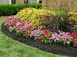 How To Mulch Flower Beds Mulching Flower Beds Best Flowers And Rose 2017