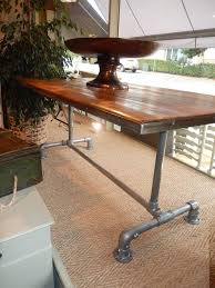 203 best piped dreams images on pinterest pipe table kitchen