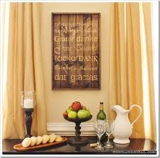 thanksgiving subway pottery barn inspired sand and sisal