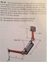 mechanical engineering archive september 19 2017 chegg com