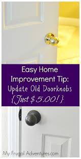 cheap u0026 easy home improvement tip custom painted doorknobs my