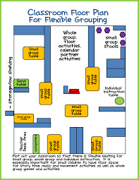 kindergarten floor plan layout classroom layout for a small kindergarten room a differentiated