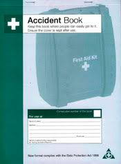 accident reporting book accident report book arco experts in safety