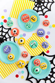 diy monster cookies tell love and partytell love and party