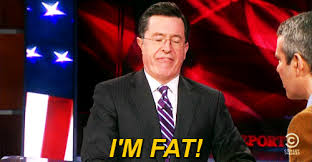 stephen colbert weight gif find on giphy