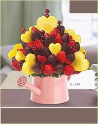 chocolate covered fruit baskets best 25 edible fruit arrangements ideas on fruit