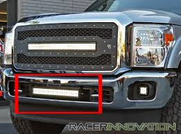 f250 led light bar 2011 2015 f250 f350 f450 super duty 21 5 led light bar bumper