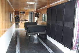 Cargo Trailer With Bathroom Enclosed Trailer With Bathroom Justsingit Com