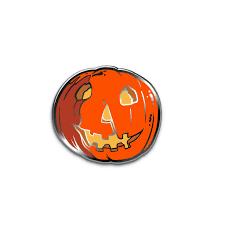 halloween jack o lantern enamel pin u2013 creepy co