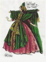Carol Burnett Scarlett O Hara Costume by Carol Burnett U0027s U201cwent With The Wind U201d Costume A Photo On Flickriver