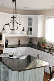 best color countertops for white kitchen cabinets 39 best black kitchen countertop ideas kitchen remodel