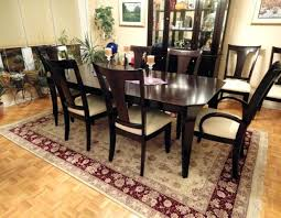 dining table with rug underneath the most stylish area rug under dining table popular rugs for dining