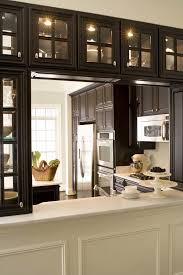 kitchen cabinet interior design ideas see thru kitchen cabinets for a light and bright kitchen