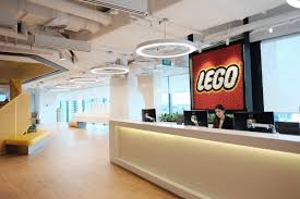 lego office a peek at lego singapore s office geek culture