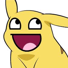 Pikachu Memes - awesome face pikachu give pikachu a face know your meme