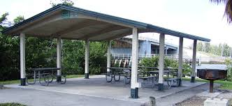 Sheridan Grill Gazebo by Bridge Shelter