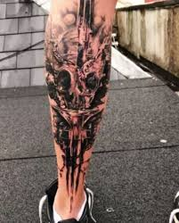 top 50 looking calf tattoos for and 2017 page 4