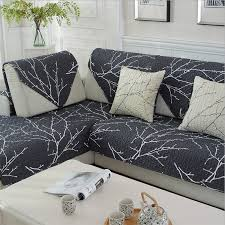 Sofa Cushion Slipcovers L Shaped Sofa Cushion Covers Online Memsaheb Net