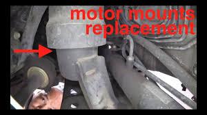 lexus es300 p0440 motor mount noise complete replacement toyota camry fix it
