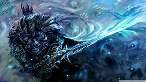 wow lich king hd desktop wallpaper high definition fullscreen