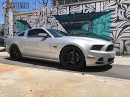 2013 Black Mustang 2013 Ford Mustang Rohana Rc22 Hr Lowering Springs
