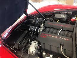 2005 corvette engine ecs 2005 2007 chevrolet c6 corvette s c system vortech superchargers
