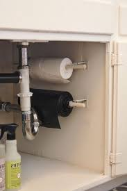 Under Kitchen Sink Storage by Kitchen Sink Organizer