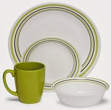 oh my kitchen corelle livingware 16pcs pre order 2014