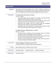 purchase resume purchasing officer resume production planner resume production