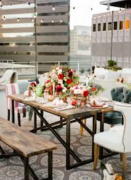 affordable home backyard outdoor christmas party ideas showcasing