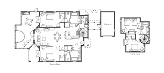 Four Bedroom Floor Plan by Four Bedroom Offering Timbers Jupiter