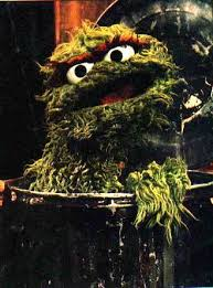 Oscar The Grouch Meme - the grouch disagrees