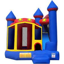 Backyard Inflatables Backyard Castle Combo With Slide Rental Jlapartyrentals Com New